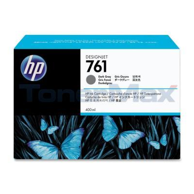 HP NO 761 INK CARTRIDGE DARK GRAY 400ML